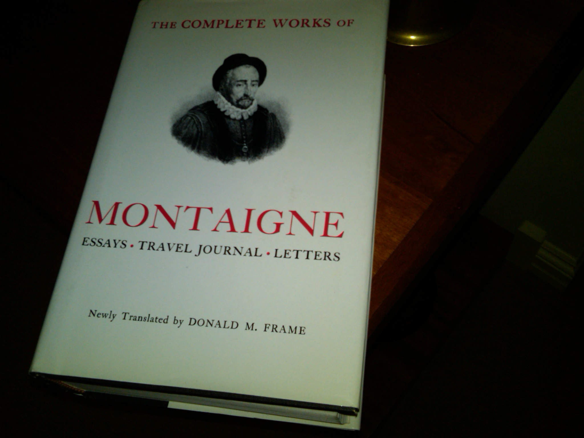 montaigne essays simplified Free essays on printable essays  essays of michel de montaigne essays are generally  but this answer would be overly simplified what makes an essay may.