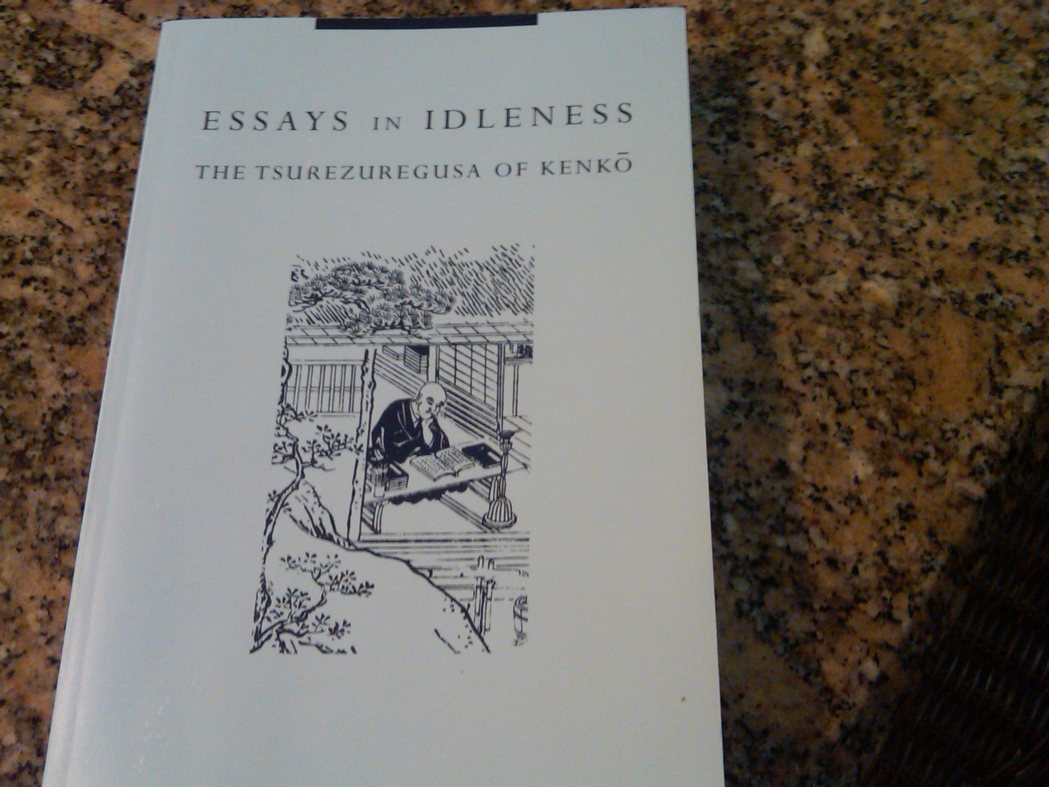 Essays in Idleness Quotes